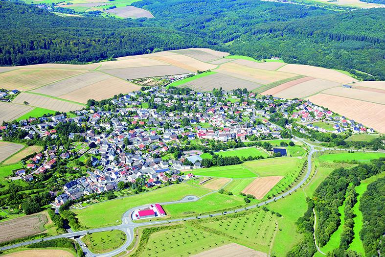 Luftbild Beuerbach neu klein